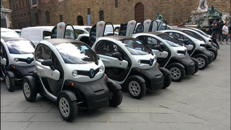 Firenze sceglie l'elettrico by Renault