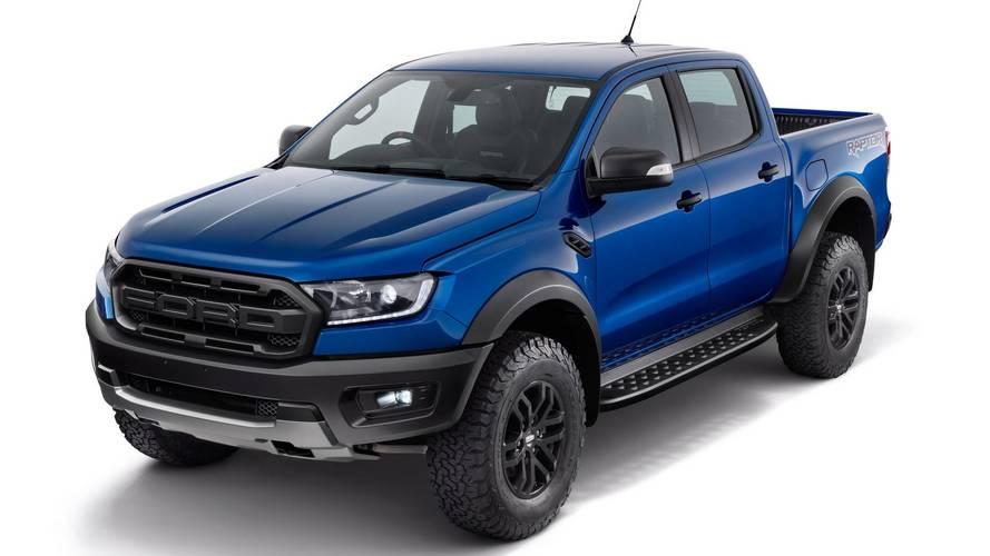 Ford descarta câmbio manual para a Ranger Raptor