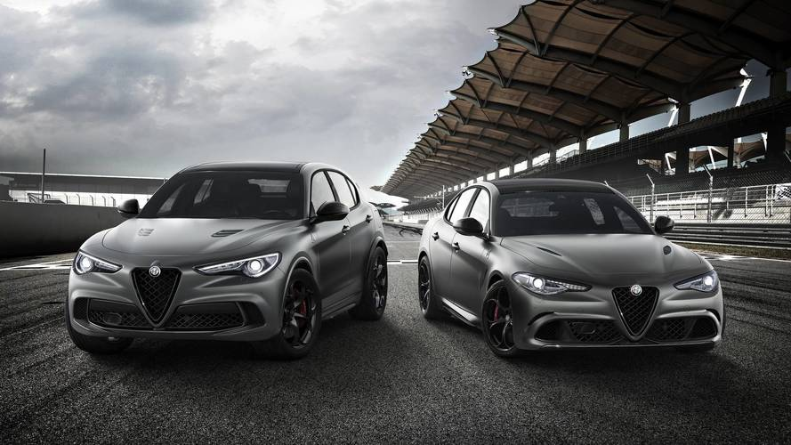 Alfa Romeo Giulia ve Stelvio'ya Nürburgring Edition geldi