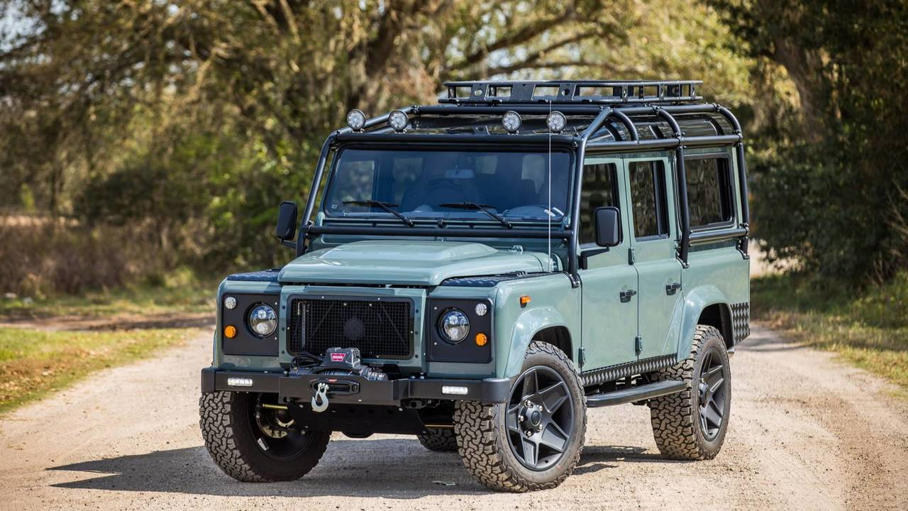Project Venture by East Coast Defender