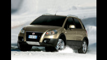 Fiat Sedici model year 2008