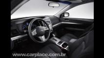 Subaru Legacy 2010 - Nova geração tem visual e detalhes divulgados antes de NY