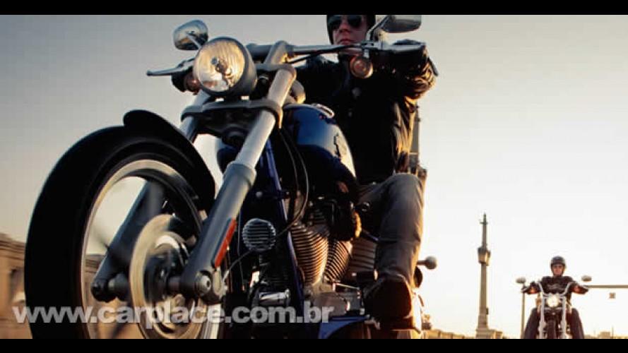 XII National Hog Rally 2009: Campos do Jordão recebe encontro de Harley Davidson