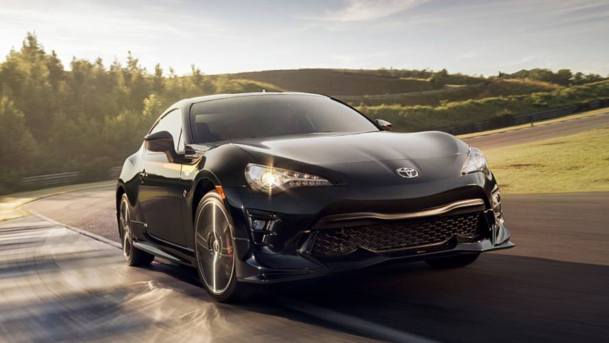 Toyota 86 TRD Special Edition (2018)