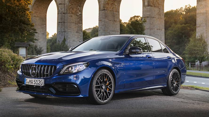 Mercedes' Updated C 63 Starts At £66,429