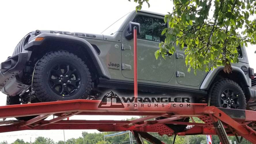 Jeep Wrangler Moab Allegedly Beefs Up Sahara Trim For $51,200