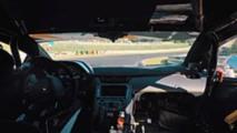 Lamborghini Aventador SVJ Teaser Videosu Görüntüleri