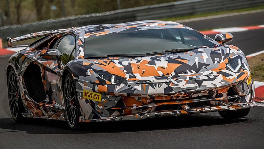 Lamborghini Aventador SVJ, Nürburgring tur rekorunu kırdı