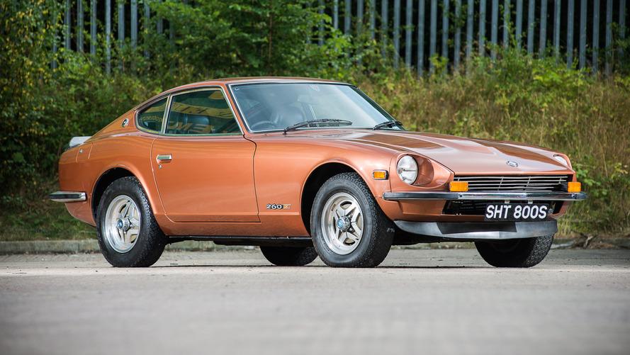 Sadece 13.250 km'deki 1978 model Datsun açık arttırmaya çıkıyor