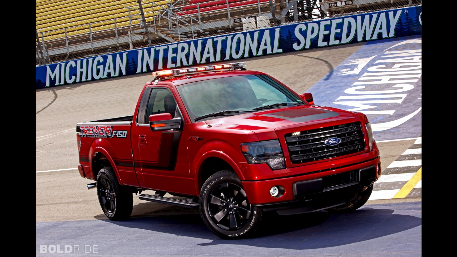 Ford F 150 Tremor EcoBoost NASCAR Pace Truck