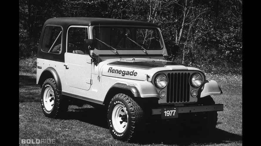 Jeep CJ-7 Renegade