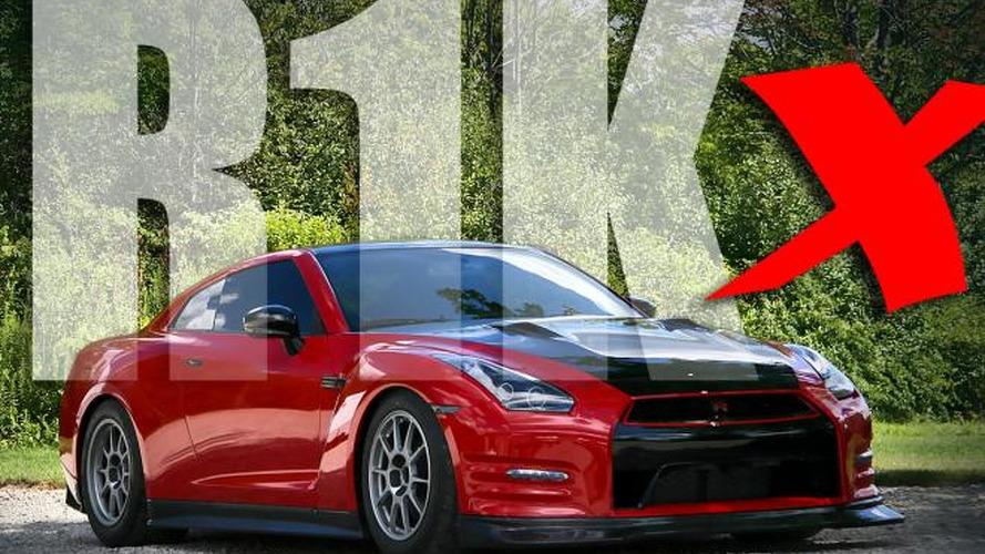 Switzer R1K-X GT-R Red Katana - more details [video]