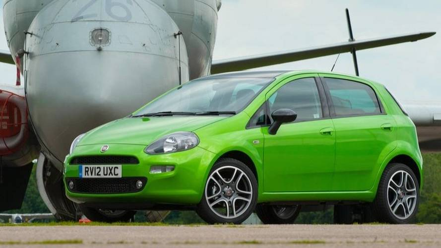Fiat Punto Finally Ditched After 13 Years On Sale