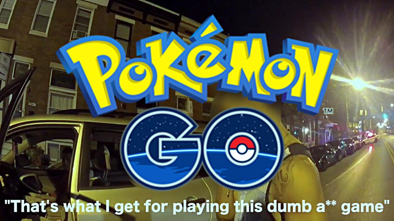 Pokemon Go accident