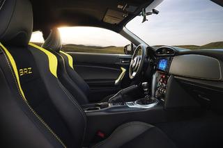 2017 Subaru BRZ Series.Yellow is Definitely Not Mellow