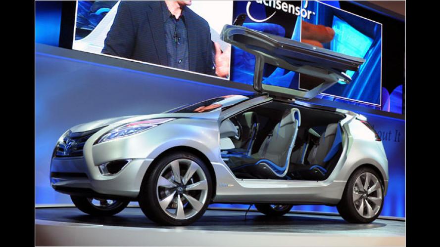Hyundai Nuvis: Hybrid-Studie auf der New York Auto Show