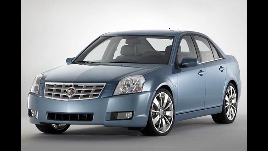 Cadillac BLS: Vectra-Variante als Ami-Schlitten