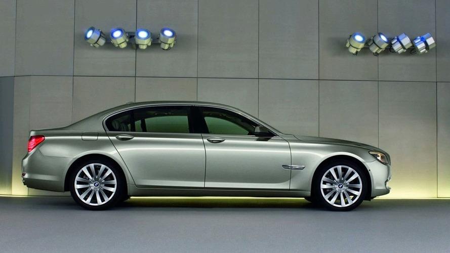 Un problème de fermeture des portes sur les BMW Série 7