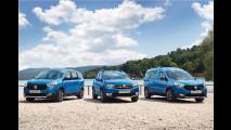 Neue Crossover-Modelle von Dacia