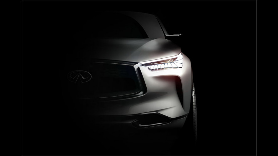 Infiniti: Neues SUV-Konzept
