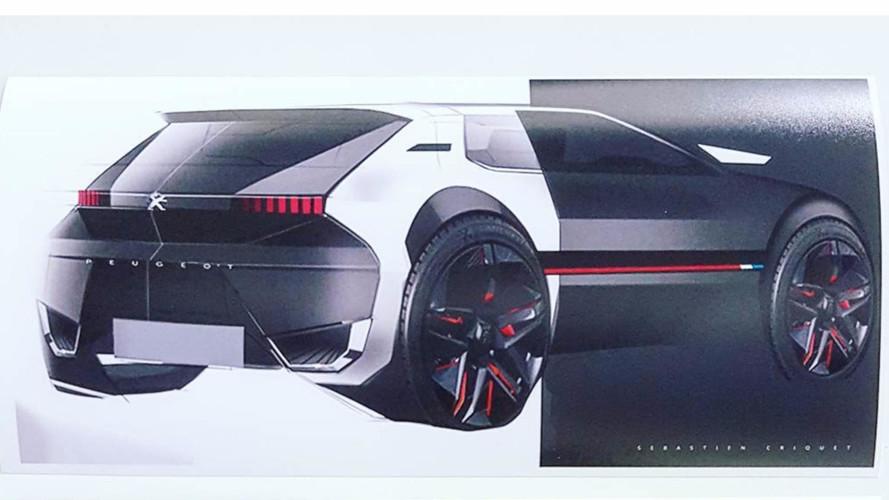 La 205 GTI réinventée par le directeur du style Peugeot
