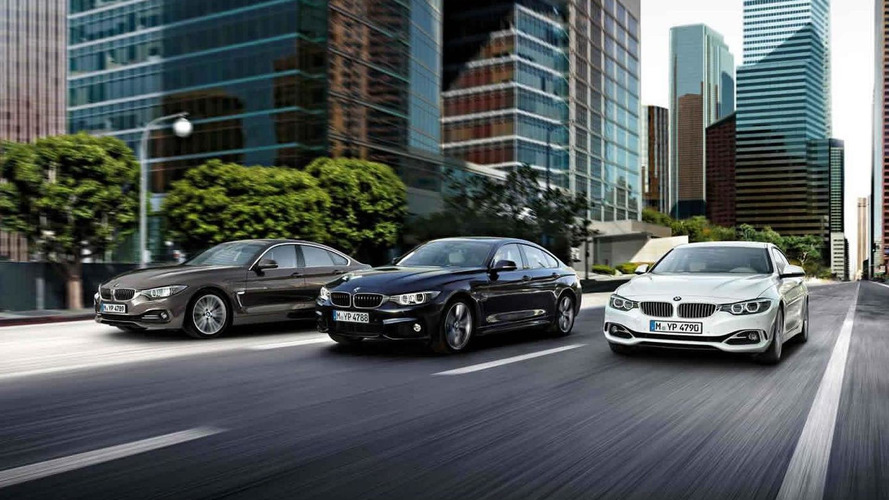 BMW 4-Series Gran Coupe officially revealed, looks like a sleeker 3-Series sedan with rear hatch