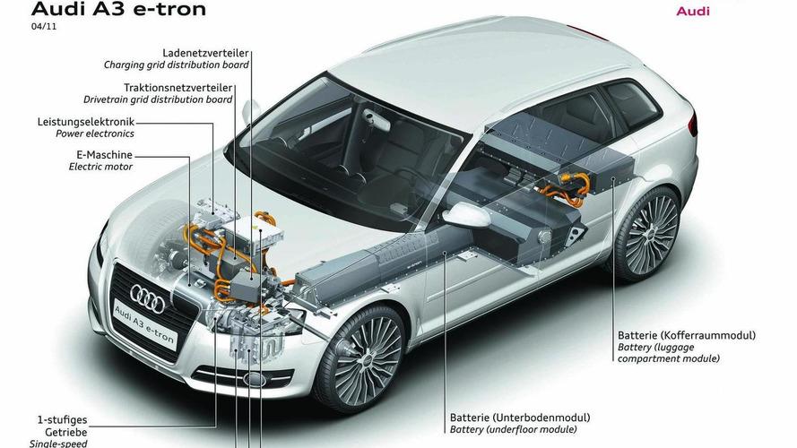 Audi A3 e-tron headed to the U.S. for pilot program [video]