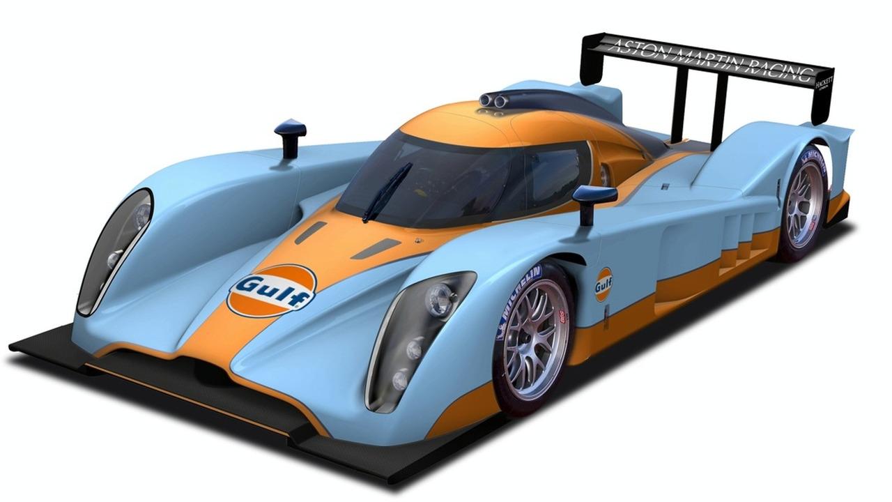2009 Aston Martin LeMans LMP1