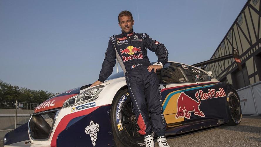 VIDÉO - Sébastien Loeb a fait l'acquisition de la Peugeot 208 T16 Pikes Peak