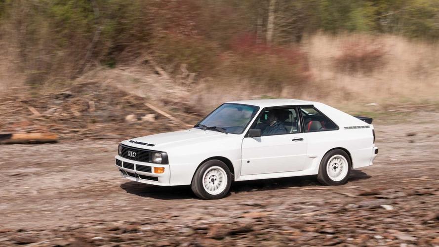 1985 Audi Sport Quattro: Sizin de olabilir