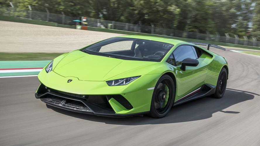 Lamborghini - La remplaçante de l'Huracán pourrait être hybride