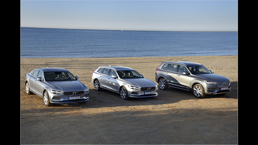 Volvo S90 und V90 im Test: Die sichersten Autos der Welt?