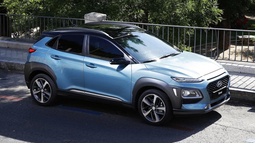 Hyundai - Feu vert pour les sportives Kona N et Tucson N !