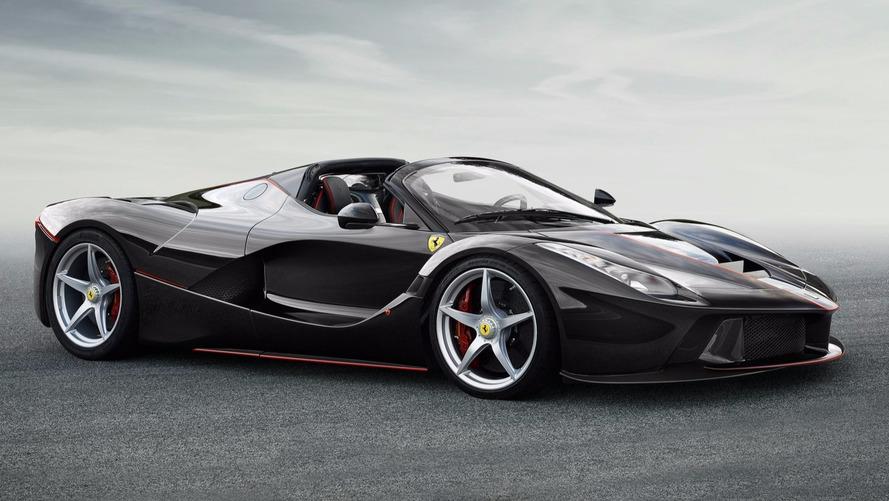 Ferrari: plano estratégico de 5 anos não inclui investimento em elétricos