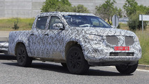 2018 Mercedes X-Class spy photo