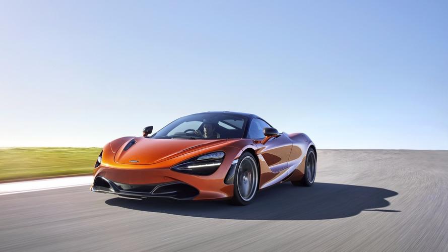 2017'de satış rekoru kıran McLaren büyümeye devam ediyor