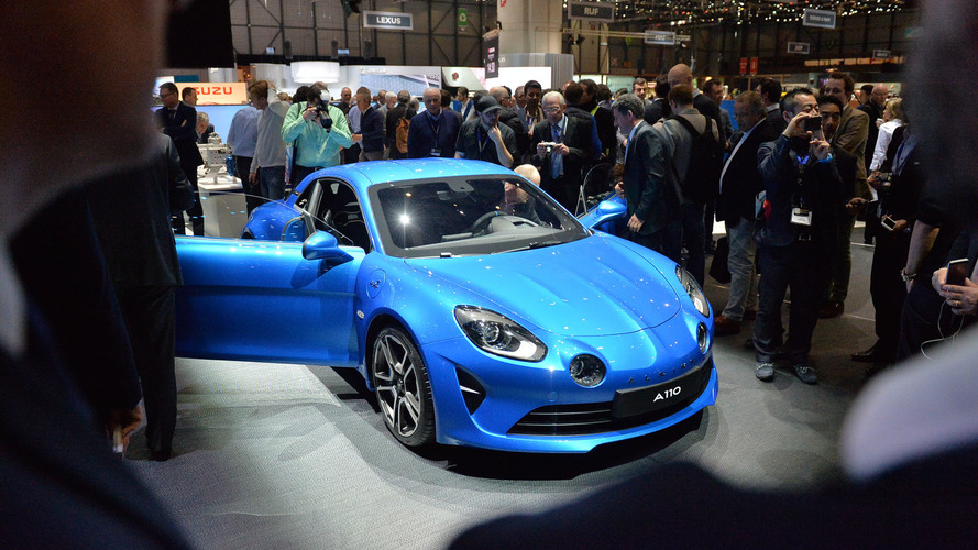 Alpine A110 is a curvaceous 252hp Porsche Cayman rival