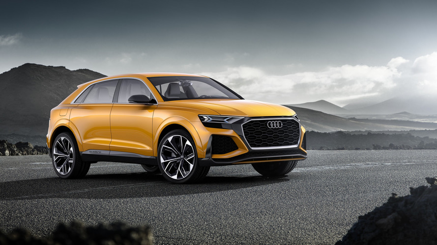 Audi Q8 Sport Concept 2017, el SUV deportivo de la firma alemana