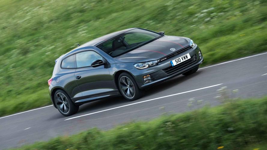 Elektromos kupéként élhet tovább a Volkswagen Scirocco