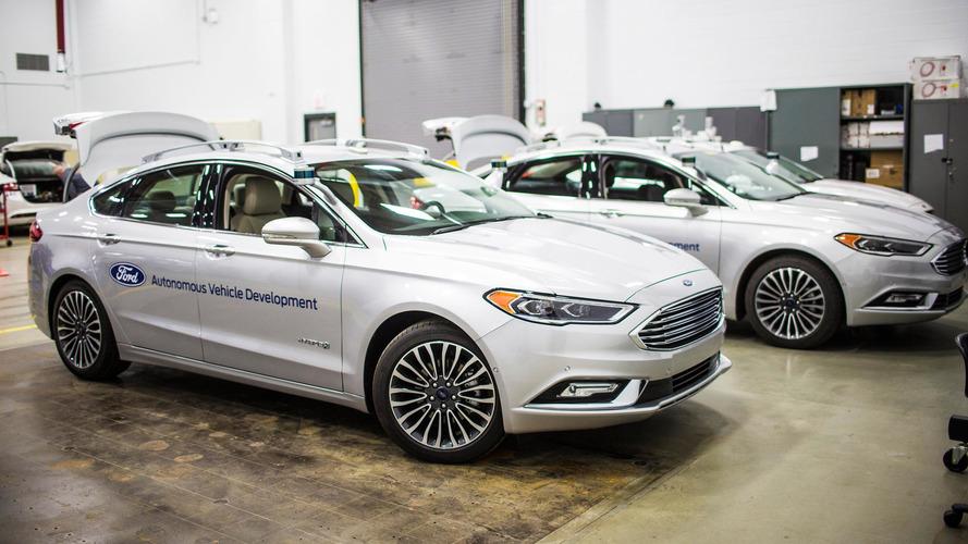 Ford Fusion autônomo de segunda geração