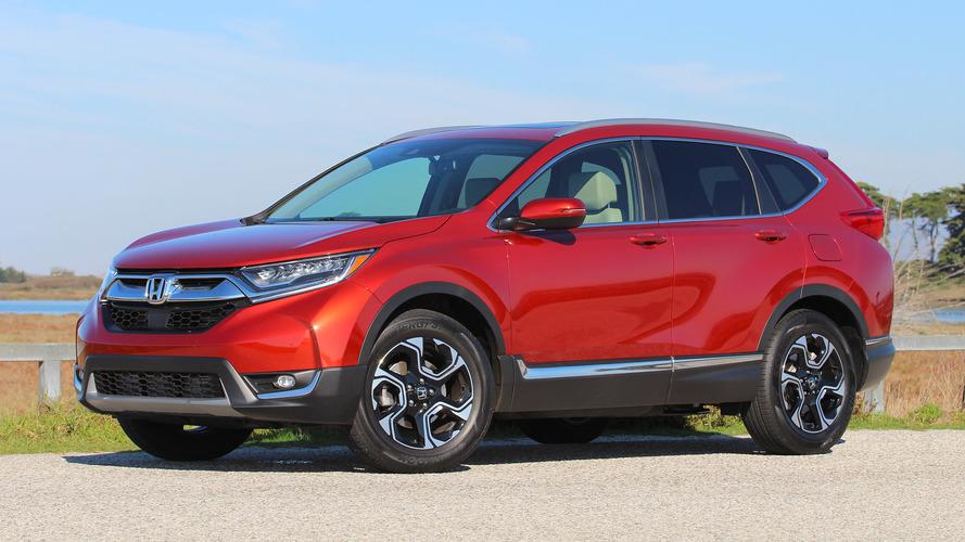 İlk Sürüş: 2017 Honda CR-V