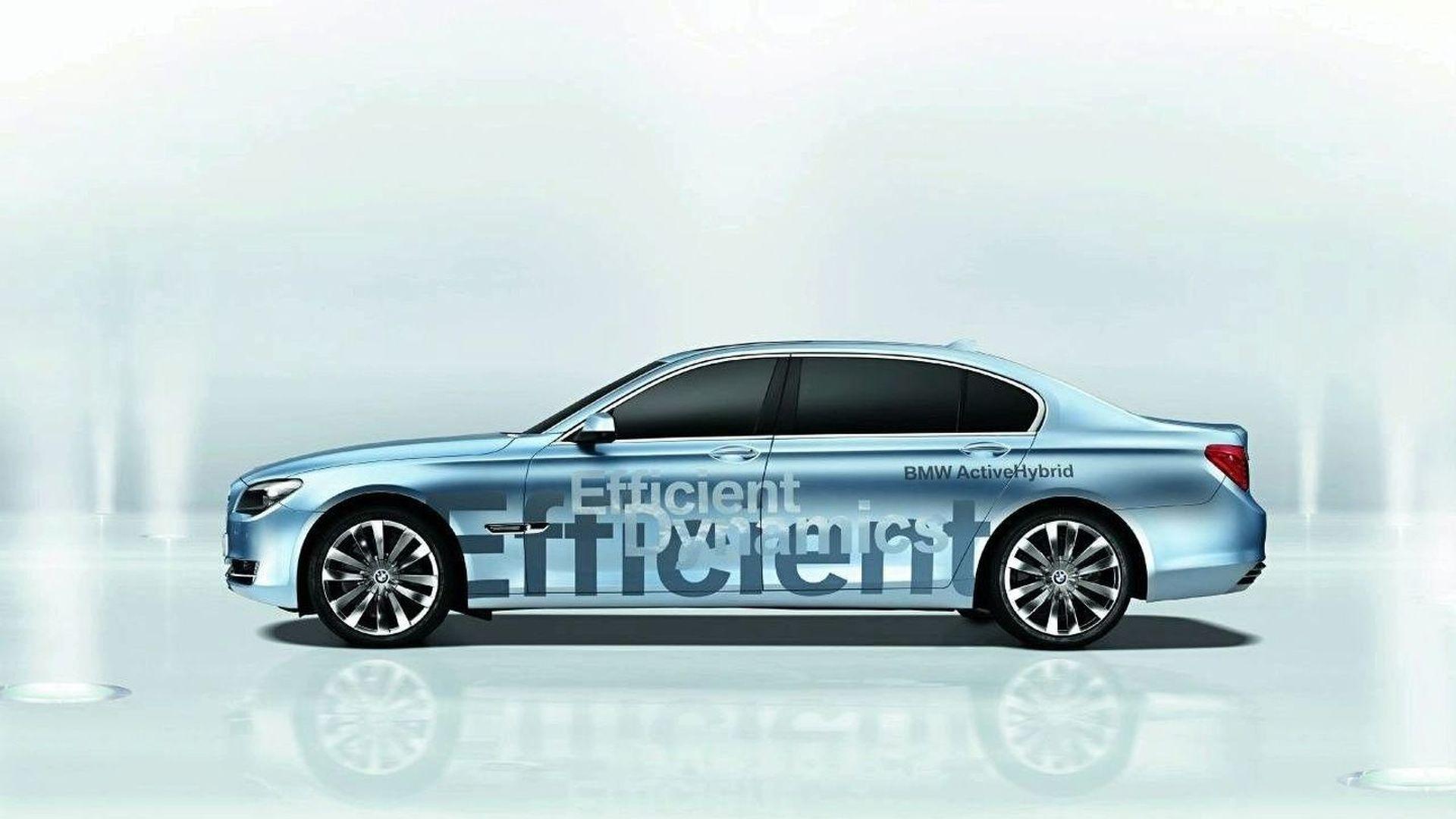 BMW\'s Next Generation EfficientDynamics Being Developed with NASA