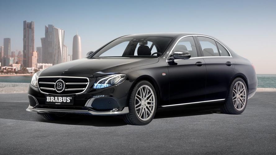Brabus, Mercedes E-Sınıfı'nı ihmal etmedi