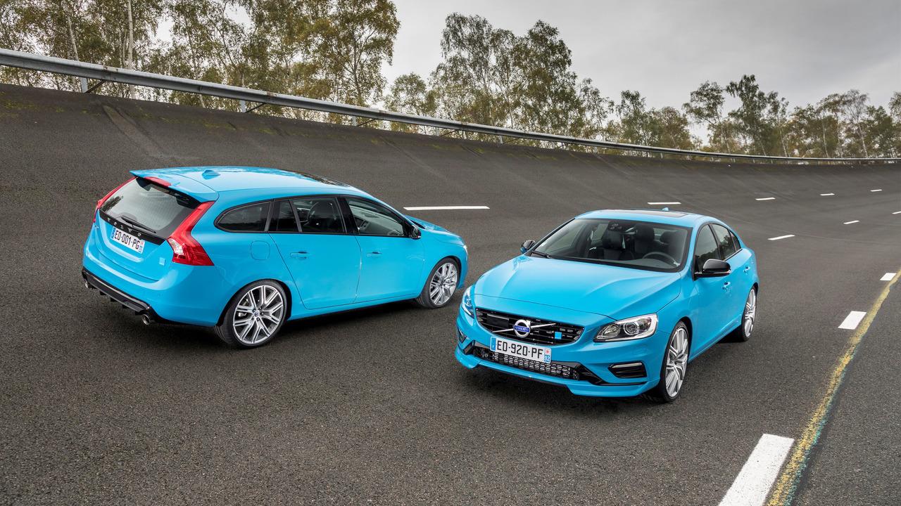 Volvo S60 & V60 Polestar