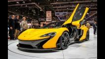 Supercarro McLaren P1 supera expectativa inicial de vendas