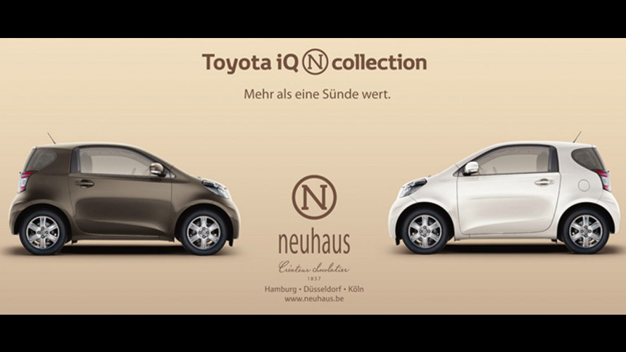 Toyota iQ N-Collection