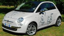 Specially Designed Fiat 500