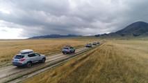 Ssangyong Rexton Korea-UK Epic Roadtrip