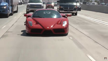 Ferrari Enzo at Jay Leno's Garage
