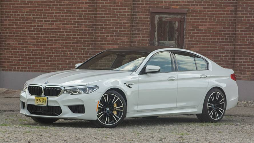 2018 BMW M5 Review: Return Of The King